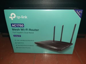 TP-LINK Mesh Wi-Fi Router (Archer C7 | AC1750 | Dual Band)